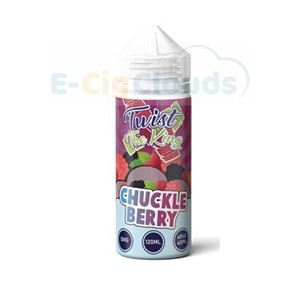 CHUCKLE BERRY 100ML E LIQUID BY TWIST THE KING