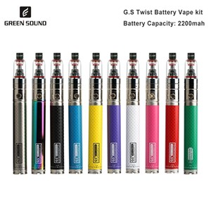 GS GREEN SOUND EGO 2 II TWIST BATTERY KIT