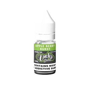 APPLE BERRY BURST 10ML NIC SALT UNCLES