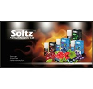 ICE MINT PREMIUM NIC SALT 10ML BY SOLTZ